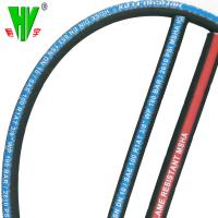 Quality MSHA hydraulic hose makers China provide rubber 3000 psi SAE 100 r1 hose for sale