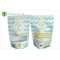 Quality BPA Free Plastic Food Packaging Bags Custom Printed Stand Up Pouches for sale