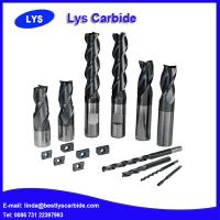 Quality End Mill/Carbide Metric End Mills/Milling Tooling for sale