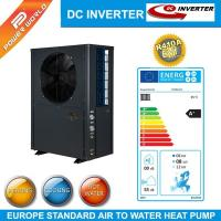 Quality 220V 50Hz R410A EVI Monobloc DC Inverter Heat Pump With Heating Cooling Hot Water for sale