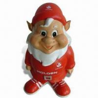 Quality Polyresin Garden Gnome Statue, Customized Specifications are Accepted, OEM Orders are Welcome for sale