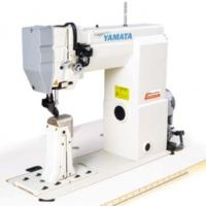China Yamata FY9910 Single-needle Post-bed Sewing Machine Series, Double-wheel on sale