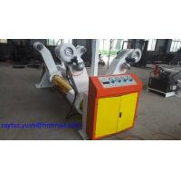 Quality Hydraulic Shaftless Paper Roll Stand Support Two Roll One Year Warranty for sale