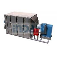 Pharmaceutical Bag In Bag Out HEPA Filter Housing EP Coated Cold Rolled Steel / SUS 304