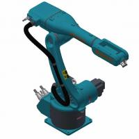 Quality Economical Wireless Robotic Arm , Mini Robot Arm For Partners for sale