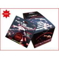 China Nite Rider Sexual Herbs Male Enhancement For Men 100% Natural With 24 on sale