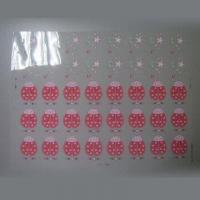Quality Iron-on Transfer with Silk Printing, Suitable for Clothing, Backpacks and Decorative Cloth for sale
