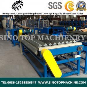 China Paper Edge board machine edge protector production line on sale