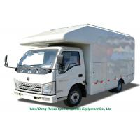 Quality Awesome JBC Mobile Street Fast Food Sale Truck For  Hot Dog Wagon Burrito Cooking And Selling for sale