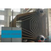China D type water tube steam boiler on sale