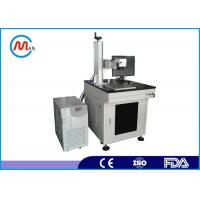 China Economical Inox Metal Fiber Laser Marking Machine With Q-Switched Operation wholesale