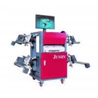 Quality Optional Color Car Wheel Alignment Machine Zigbee Communication Cable Charging for sale