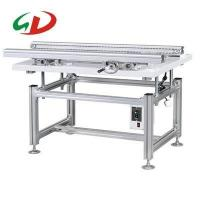Quality SMT Assembly line Wave soldering machine in feed conveyor for sale