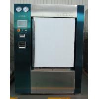 Quality Hinge Pass Through Door Class b Steam Sterilizer With Touch Screen , PLC And Printer for sale