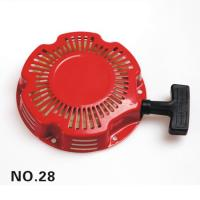 Quality 154 recoil starter complete (steel cover),Generator part/ Generator Accessories/paralleling of generator for sale