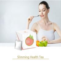 Quality Private label Wholesale Famous Natural Slimming Detox Health weight loss Tea for sale