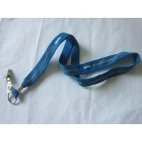 Buy 20mm Flat Custom Screen Logo Neck Tubular Lanyard For Promotional at wholesale prices
