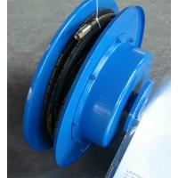 China Professional Hose Pipe Reel , Automatic Hose Reel Big Pipe Diameter on sale