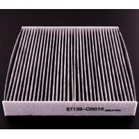 China Carbon Durable Cabin Efficient Grey Air Filter For Car  TOYOTA Tundra Tundra Yaris on sale