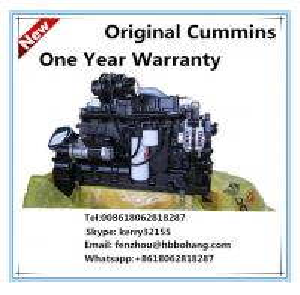 Cummins Diesel Engine 145HP 6CTA8.3-C excavator diesel engine