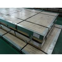 Quality AISI 316L Prime Hot / Cold Rolled Stainless Steel Plate For Marine for sale