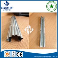 China metal galvanized steel grape stake column post pole on sale