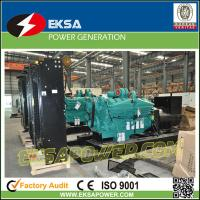 Quality 800kVA-2000kVA CUMMINS container generator sets for sale