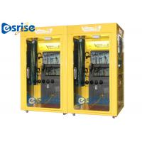Quality Electronic Karaoke Machine With Screen Yellow Color Easy Operation for sale