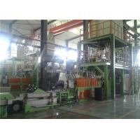 Quality CE ISO9001 A4 Printing Stone Paper Making Machine With PE / Caco3 800-1000kg/H for sale