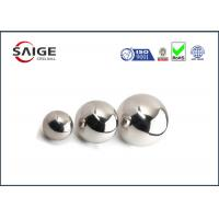 Quality Solid Miniature 2mm Chrome Steel Balls For Automotive Bearings DIN5401 for sale