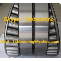 China TDO Model Inch Size Double Row Tapered Roller Bearings 495A/493D on sale