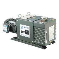 Quality 2 Stage Oil Sealed Rotary Vane Vacuum Pump High Speed Low Noise Compact Structure for sale