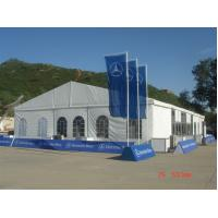 Quality Wind Resistant Clearspan Fabric Structures 15MX30M For Trade Show for sale