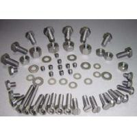 Quality High Precision Molybdenum Fasteners For High Temperature Vacuum Environments for sale