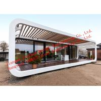 Quality Housing Prefab Steel Structures , Pre-engineered Steel Structure Construction With Financing Funder Investor for sale