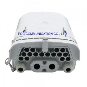 Quality 1×16 PLC SC APC Fiber Optic Splitter Box 96F FATM-0416M-B for sale