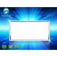 China SMD Office LED Panel Light 300x600 , 0.95 PF Flat Panel LED Lighting System wholesale