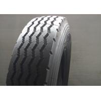Quality 8.25R20 Long Mileage Travel Coach Tires Excellent Grip Performance Black Color for sale