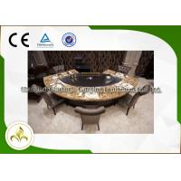 China Commercial Electric / Gas Teppanyaki Grill Customized With Fume Precipitator on sale