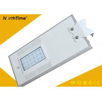 Quality Ra70 All In One Solar Street Light For Sidewalk / Pathway / Sea Port for sale