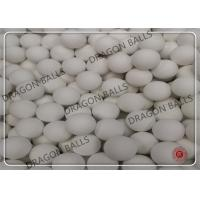 Quality 3mm - 90mm Size Ceramic Grinding Balls 92% 95% Alumina Support Media Ball for sale