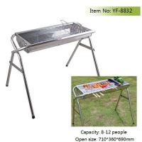 Quality robust big szie barbecue grill for sale