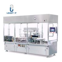 Quality White Injectable Filling Machine Applicable Aseptic Conditions Fill And Seal Injection for sale