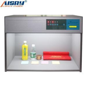 China 6500K Light Source Color Light Box For Textile Printing on sale