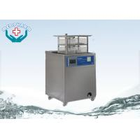 China Medical 3 Frequencies Ultrasonic Washer Disinfector Machine / Instrument Washer Disinfector on sale