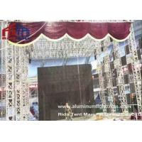 Quality Spigot Dj Truss Stage Light Truss Lightweight 400×600mm Size Long Time Life Span for sale