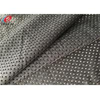 Buy cheap Polyester Fast Dry Net Fabric , Elastic Sports Mesh Fabric For Lining / Jerseys from wholesalers
