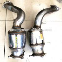 Quality Front Three Way Car Catalytic Converter for Porsche Macan 8K0254253K 8K0254253G 8K0254253 for sale