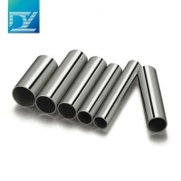 China Cold Drawn SS 201 Seamless Stainless Steel Pipe on sale