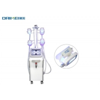 Quality 4 Handles Cryo Cryolipolysis Therapy Cool Tech Fat Freezing Machine for sale